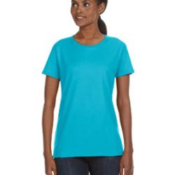 Ladies' Midweight Mid-Scoop T-Shirt Thumbnail