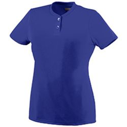 Ladies' Wicking Two-Button Jersey Thumbnail