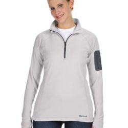 Ladies' Flashpoint Half-Zip Thumbnail