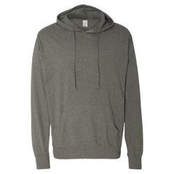 Lightweight Hooded Pullover T-Shirt Thumbnail