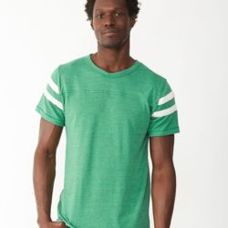 Eco-Jersey™ Short Sleeve Football T-Shirt Thumbnail