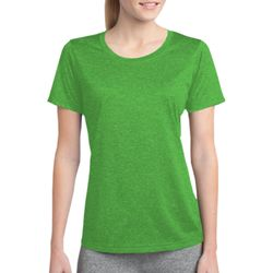 Ladies Heather Contender ™ Scoop Neck Tee Thumbnail