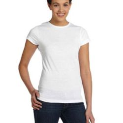Ladies' Junior Fit Sublimation Polyester T-Shirt Thumbnail