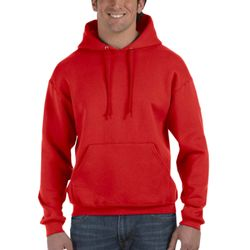 Adult 12 oz. Supercotton™ Pullover Hood Thumbnail