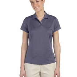 Ladies' climalite Textured Short-Sleeve Polo Thumbnail