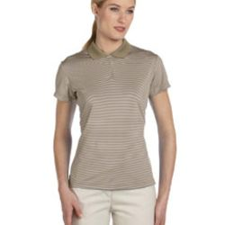 Ladies' climalite Classic Stripe Short-Sleeve Polo Thumbnail