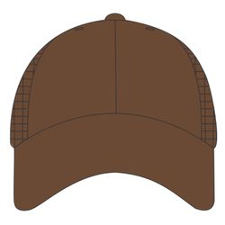 ''The Duke'' Washed Trucker Cap Thumbnail