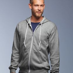 Full-Zip Hooded Sweatshirt Thumbnail