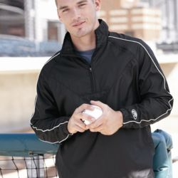 Quarter-Zip Micro Poly Pullover Thumbnail