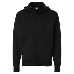Poly-Tech Hooded Full-Zip Sweatshirt Thumbnail