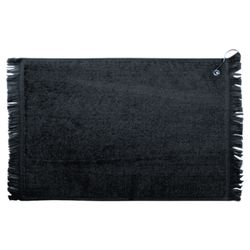 Fingertip Towel with Corner Grommet and Hook Thumbnail
