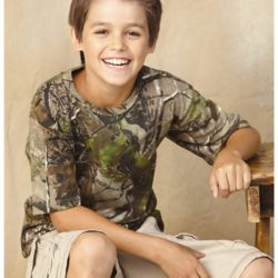 Youth Realtree® Camo Tee Thumbnail