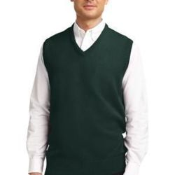 Value V Neck Sweater Vest Thumbnail