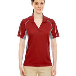 Ladies' Eperformance™ Parallel Snag Protection Polo with Piping Thumbnail