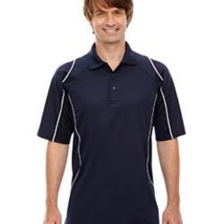 Men's Eperformance™ Velocity Snag Protection Colorblock Polo with Piping Thumbnail