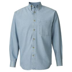 Long Sleeve Denim Tall Sizes Thumbnail