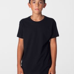2201ORG Organic Youth Fine Jersey S/S T-Shirt Thumbnail
