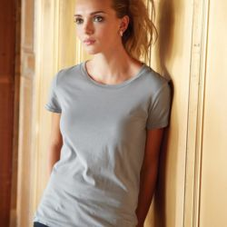 Women's Vintage Garment Dyed Distressed T-Shirt Thumbnail