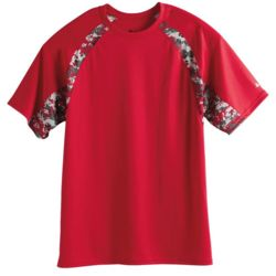 Digital Camo Hook T-Shirt Thumbnail