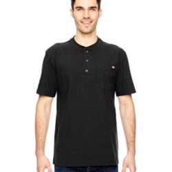 Men's 6.75 oz. Heavyweight Work Henley Thumbnail