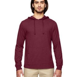 Unisex 4.25 oz. Blended Eco Jersey Pullover Hoodie Thumbnail