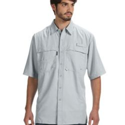 Men's Short-Sleeve Catch Fishing Shirt Thumbnail