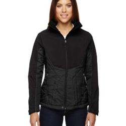 Ladies' Innovate Insulated Hybrid Soft Shell Jacket Thumbnail