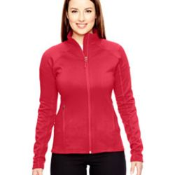 Ladies' Stretch Fleece Jacket Thumbnail