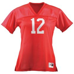 Ladies Junior Fit Replica Football Tee Thumbnail