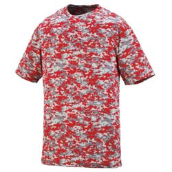 Digi Camo Wicking T-shirt Thumbnail