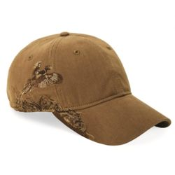 Pheasant in Flight Cap Thumbnail