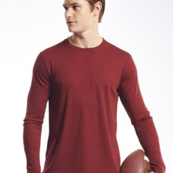 AJ901D Men's Long Sleeve Tec Tee Thumbnail