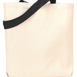 Jennifer Recycled Cotton Canvas Tote Thumbnail