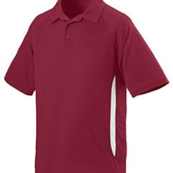 Adult Wicking Polyester Sport Shirt Thumbnail