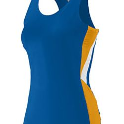 Ladies Wicking Poly/Span Racerback Jersey Thumbnail