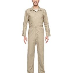 Unisex Flame-Resistant Contractor Coverall 2.0 - Tall Thumbnail