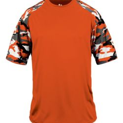 Camo Youth Sport T-Shirt Thumbnail