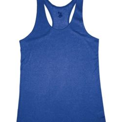 Pro Heather Women's Racerback Tank Thumbnail