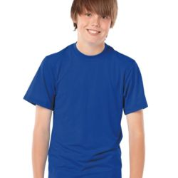 B-Tech Youth Cotton-Feel T-Shirt Thumbnail