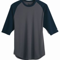 B-Core Three-Quarter Sleeve Baseball T-Shirt Thumbnail