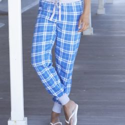 Women's Flannel Tailgate Jogger Thumbnail