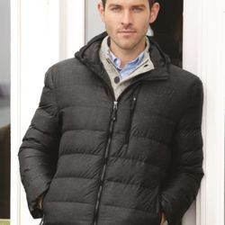 32 Degrees Hooded Packable Down Jacket Thumbnail