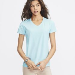 Women's V-Neck Tee Thumbnail