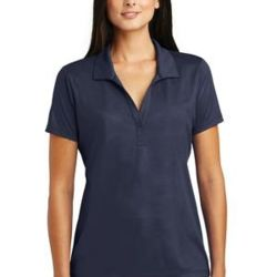 Ladies Embossed PosiCharge ® Tough Polo ® Thumbnail