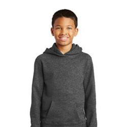 Youth Fan Favorite Fleece Pullover Hooded Sweatshirt Thumbnail