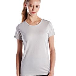 Ladies' Made in USA Short Sleeve Crew T-Shirt Thumbnail