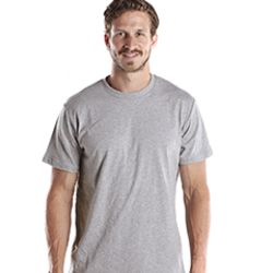 Men's Short-Sleeve Recycled Crew Neck T-Shirt Thumbnail