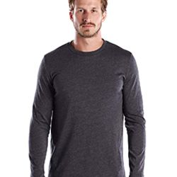 Men's 4.3 oz. Long-Sleeve Crewneck Thumbnail