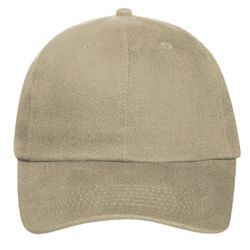 OTTO Brushed Promo Bull Denim Six Panel Low Profile Baseball Cap Thumbnail