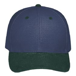 OTTO Garment Washed Superior Cotton Canvas Six Panel Low Profile Baseball Cap Thumbnail